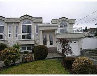 Main Photo: 7321 Curtis Street, Burnaby: House for sale (Simon Fraser University)  : MLS®# V569375