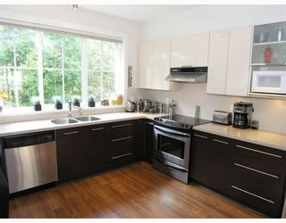 "Photo 4: 27 550 BROWNING Place in North_Vancouver: Seymour Townhouse for sale in ""TANAGER"" (North Vancouver)  : MLS®# V753076"