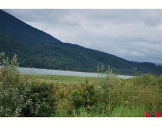 """Photo 8: 93 14500 MORRIS VALLEY Road in Mission: Lake Errock Land for sale in """"Eagle Point Estates"""" : MLS®# F2905639"""