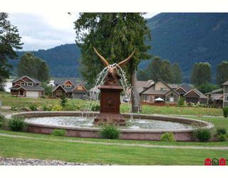 """Photo 2: 93 14500 MORRIS VALLEY Road in Mission: Lake Errock Land for sale in """"Eagle Point Estates"""" : MLS®# F2905639"""