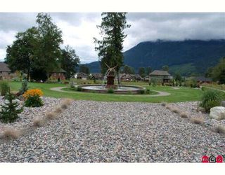 """Photo 3: 93 14500 MORRIS VALLEY Road in Mission: Lake Errock Land for sale in """"Eagle Point Estates"""" : MLS®# F2905639"""