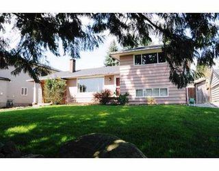 Photo 1: 955 ALDERSON Avenue in Coquitlam: Maillardville House for sale : MLS®# V761977
