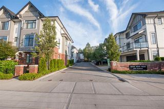 "Main Photo: 12 16518 24A Avenue in Surrey: Grandview Surrey Townhouse for sale in ""NOTTING HILL"" (South Surrey White Rock)  : MLS®# R2396874"
