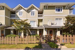 """Main Photo: 57 7388 MACPHERSON Avenue in Burnaby: Metrotown Townhouse for sale in """"ACADIA GARDENS"""" (Burnaby South)  : MLS®# R2399459"""