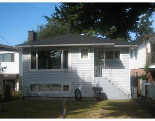 Photo 1: 5865 JOYCE Street in Vancouver: Killarney VE House for sale (Vancouver East)  : MLS®# V781284