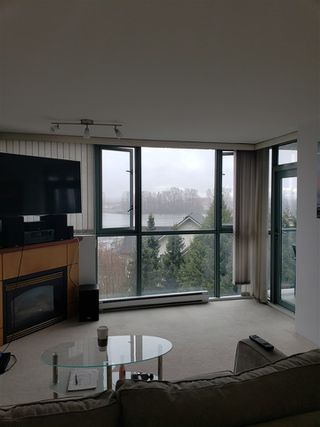 Photo 1: 506 2763 CHANDLERY Place in Vancouver: South Marine Condo for sale (Vancouver East)  : MLS®# R2437894