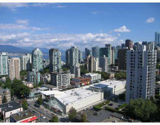 "Photo 9: 1901 1816 HARO Street in Vancouver: West End VW Condo for sale in ""HUNTINGTON"" (Vancouver West)  : MLS®# V782728"