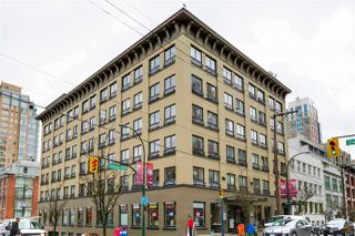 """Main Photo: 303 1216 HOMER Street in Vancouver: Yaletown Condo for sale in """"Murchies Building"""" (Vancouver West)  : MLS®# R2456350"""