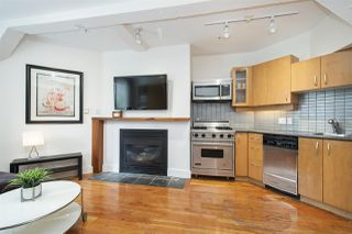 """Photo 2: 303 1216 HOMER Street in Vancouver: Yaletown Condo for sale in """"Murchies Building"""" (Vancouver West)  : MLS®# R2456350"""