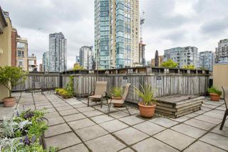 """Photo 15: 303 1216 HOMER Street in Vancouver: Yaletown Condo for sale in """"Murchies Building"""" (Vancouver West)  : MLS®# R2456350"""