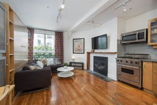 """Photo 4: 303 1216 HOMER Street in Vancouver: Yaletown Condo for sale in """"Murchies Building"""" (Vancouver West)  : MLS®# R2456350"""