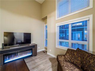 Photo 5: 201 SILVERADO PLAINS Park SW in Calgary: Silverado Row/Townhouse for sale : MLS®# C4299654