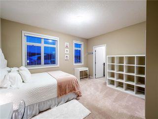 Photo 14: 201 SILVERADO PLAINS Park SW in Calgary: Silverado Row/Townhouse for sale : MLS®# C4299654