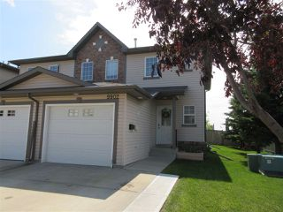Main Photo: 9902 102 Avenue: Morinville House Half Duplex for sale : MLS®# E4208696