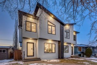 Main Photo: 2205 7 Street NE in Calgary: Winston Heights/Mountview Semi Detached for sale : MLS®# A1051772