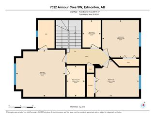 Photo 48: 7322 ARMOUR Crescent in Edmonton: Zone 56 House for sale : MLS®# E4223430