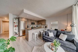 Main Photo: 406 916 Memorial Drive NW in Calgary: Sunnyside Apartment for sale : MLS®# A1062191