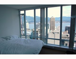 """Photo 7: 2910 610 GRANVILLE Street in Vancouver: Downtown VW Condo for sale in """"THE HUDSON"""" (Vancouver West)  : MLS®# V788589"""