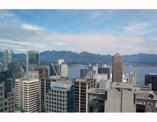 """Photo 8: 2910 610 GRANVILLE Street in Vancouver: Downtown VW Condo for sale in """"THE HUDSON"""" (Vancouver West)  : MLS®# V788589"""