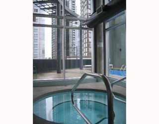 "Photo 5: 1807 501 PACIFIC Street in Vancouver: Downtown VW Condo for sale in ""THE 501"" (Vancouver West)  : MLS®# V807424"