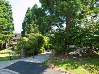 """Photo 10: 405 1385 DRAYCOTT Road in North Vancouver: Lynn Valley Condo for sale in """"BROOKWOOD NORTH"""" : MLS®# V855076"""