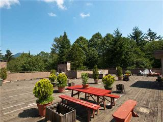 """Photo 8: 405 1385 DRAYCOTT Road in North Vancouver: Lynn Valley Condo for sale in """"BROOKWOOD NORTH"""" : MLS®# V855076"""