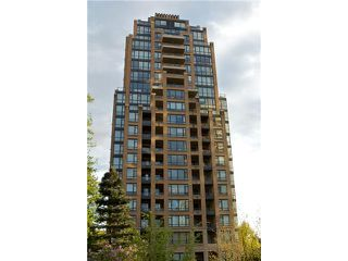 "Photo 1: 304 7388 SANDBORNE Avenue in Burnaby: South Slope Condo for sale in ""MAYFAIR PLACE"" (Burnaby South)  : MLS®# V860146"