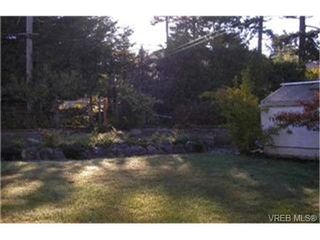 Photo 7:  in VICTORIA: SW Northridge Single Family Detached for sale (Saanich West)  : MLS®# 405598