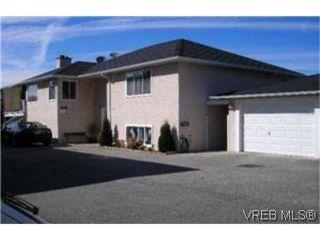 Photo 1:  in VICTORIA: Vi Mayfair Half Duplex for sale (Victoria)  : MLS®# 406654
