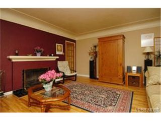 Photo 3:  in VICTORIA: OB Henderson House for sale (Oak Bay)  : MLS®# 472525