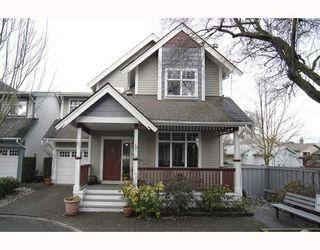 Photo 1: 10 4771 GARRY Street in Richmond: Steveston South Townhouse for sale : MLS®# V754073