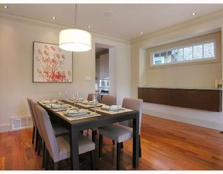 Photo 4: 4073 W 18TH Avenue in Vancouver: Dunbar House for sale (Vancouver West)  : MLS®# V755311