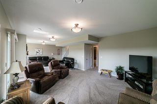 Photo 21: 15 8132 217 Street in Edmonton: Zone 58 House Half Duplex for sale : MLS®# E4173675