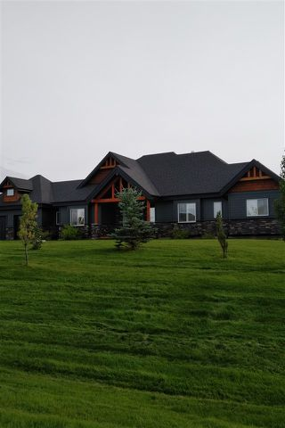 Photo 1: 2012 Spring Lake Drive: Rural Parkland County House for sale : MLS®# E4175411
