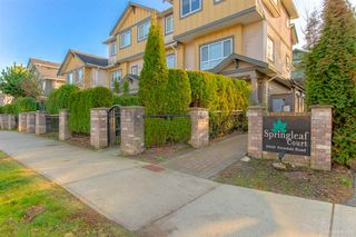 """Main Photo: 104 9400 FERNDALE Road in Richmond: McLennan North Townhouse for sale in """"SPRINGLEAF COURT"""" : MLS®# R2422387"""