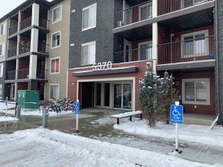 Photo 1: 112 5370 CHAPPELLE Road in Edmonton: Zone 55 Condo for sale : MLS®# E4181977