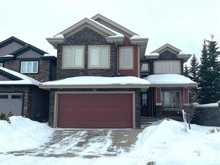 Photo 1: 180 CALLAGHAN Drive in Edmonton: Zone 55 House for sale : MLS®# E4183496