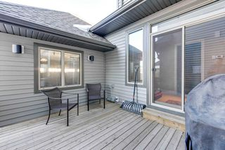 Photo 33: 3238 ALLAN Way in Edmonton: Zone 56 Attached Home for sale : MLS®# E4190804