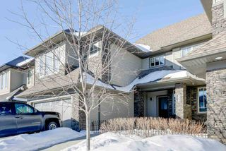 Photo 37: 3238 ALLAN Way in Edmonton: Zone 56 Attached Home for sale : MLS®# E4190804