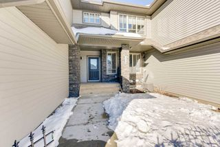 Photo 36: 3238 ALLAN Way in Edmonton: Zone 56 Attached Home for sale : MLS®# E4190804