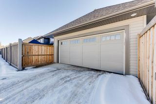 Photo 34: 3238 ALLAN Way in Edmonton: Zone 56 Attached Home for sale : MLS®# E4190804