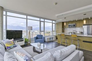 """Photo 3: 703 2321 SCOTIA Street in Vancouver: Mount Pleasant VE Condo for sale in """"THE SOCIAL"""" (Vancouver East)  : MLS®# R2451487"""