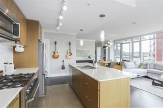 """Photo 2: 703 2321 SCOTIA Street in Vancouver: Mount Pleasant VE Condo for sale in """"THE SOCIAL"""" (Vancouver East)  : MLS®# R2451487"""