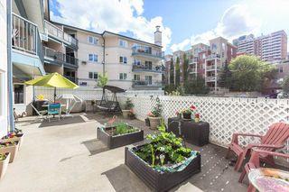 Photo 10: 115 10403 98 Avenue in Edmonton: Zone 12 Condo for sale : MLS®# E4199962