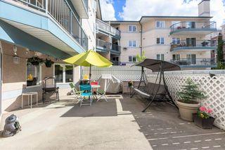 Photo 31: 115 10403 98 Avenue in Edmonton: Zone 12 Condo for sale : MLS®# E4199962