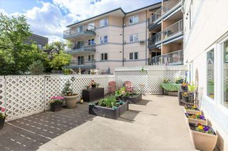 Photo 40: 115 10403 98 Avenue in Edmonton: Zone 12 Condo for sale : MLS®# E4199962