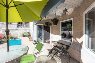 Photo 33: 115 10403 98 Avenue in Edmonton: Zone 12 Condo for sale : MLS®# E4199962