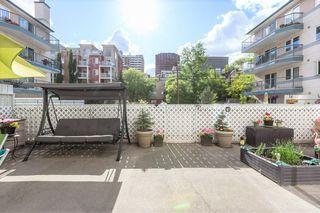 Photo 36: 115 10403 98 Avenue in Edmonton: Zone 12 Condo for sale : MLS®# E4199962