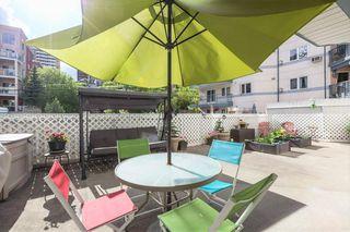 Photo 32: 115 10403 98 Avenue in Edmonton: Zone 12 Condo for sale : MLS®# E4199962