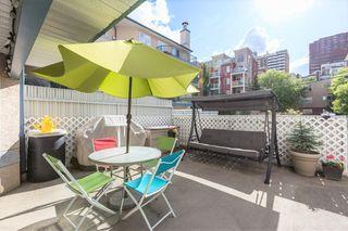 Photo 5: 115 10403 98 Avenue in Edmonton: Zone 12 Condo for sale : MLS®# E4199962